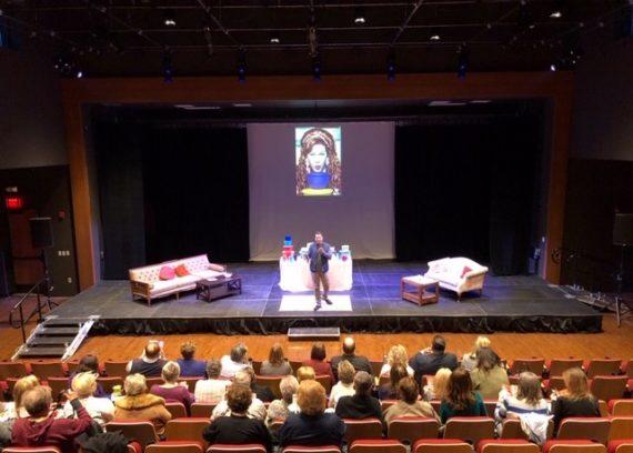 Avenel Arts Center Stage